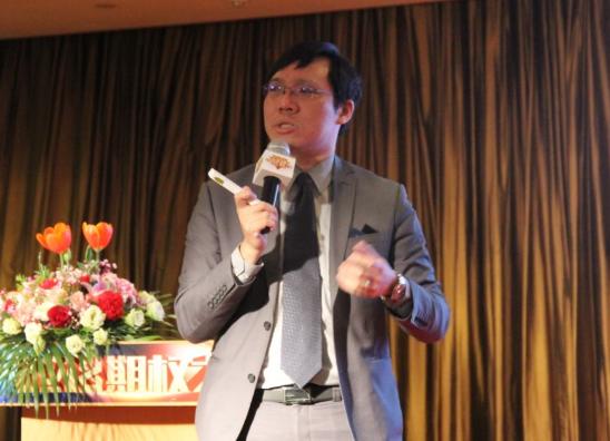林昌兴:铜期权将与国际市场接轨