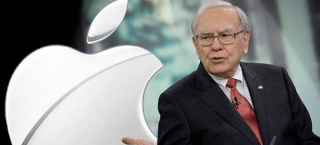 单日狂赚27亿美元 巴菲特的头号重仓股苹果简直是摇钱树