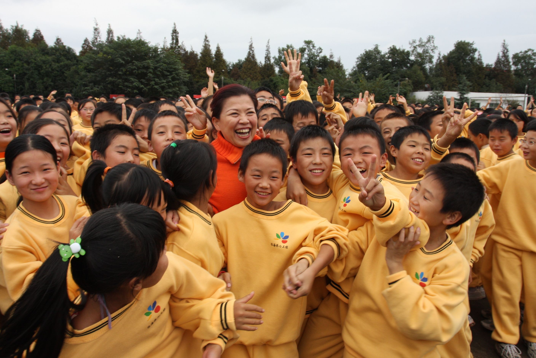 王琳达:将慈善文化渗透到教育中去