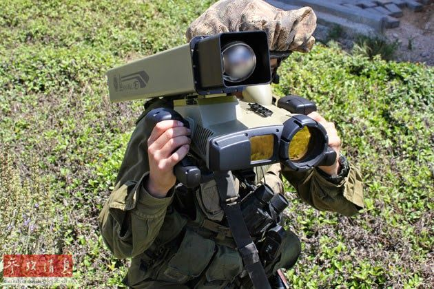外媒关注中国民企研制反坦克导弹进展