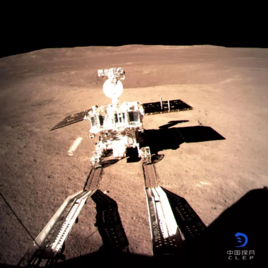 """嫦娥四号创造人类历史,投资界开启""""太空之年"""""""