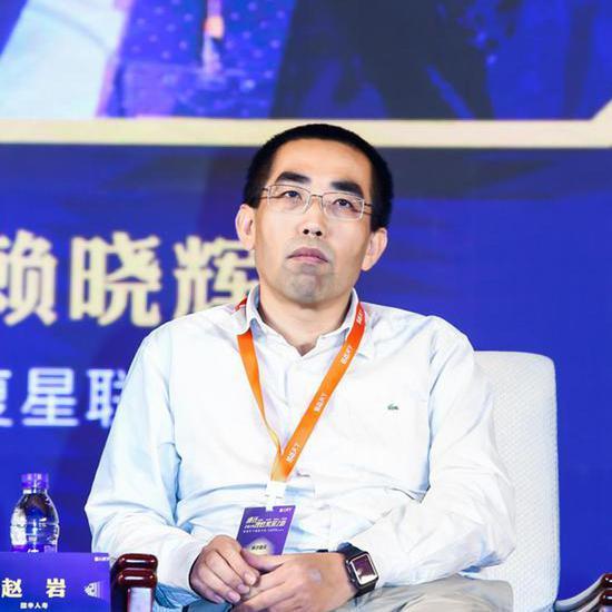 国华人寿总经理助理、华瑞保险销售公司董事长赵岩