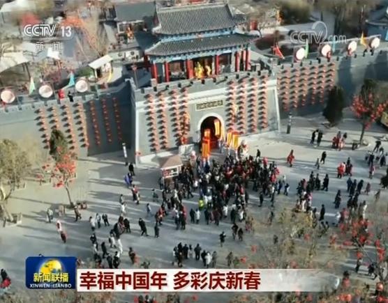 新春佳节,北方春寒料峭,南方很多地方却是百花齐放、百鸟齐飞。