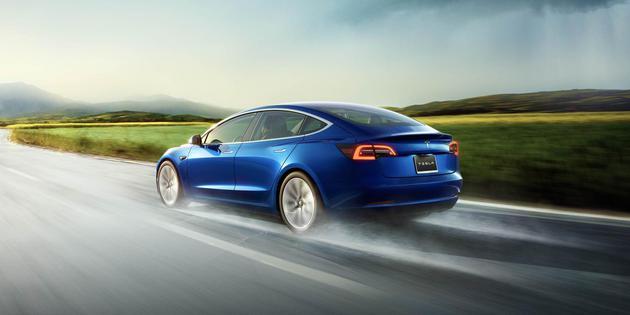 美国新款电动汽车
