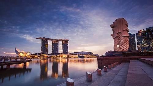新加坡(视觉中国)
