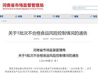 生產食品不合格被點名!開封市龍亭區羅羅食品廠被立案調查