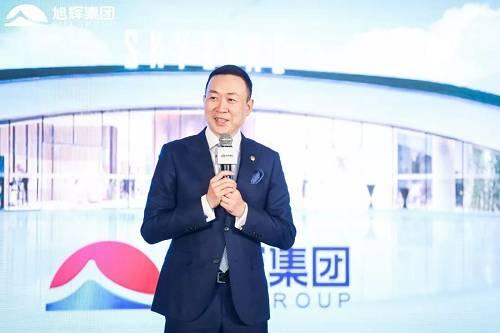 旭辉控股总裁 林峰