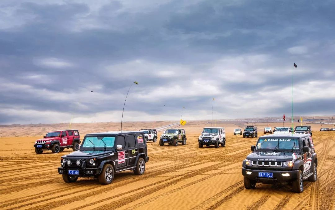 今年销量目标6万台,北汽越野车要做中国越野第一品牌