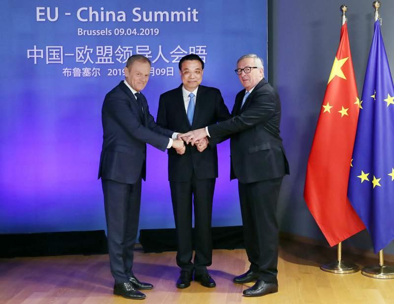 中国和欧盟最后时刻签署联合声明说明了什么?