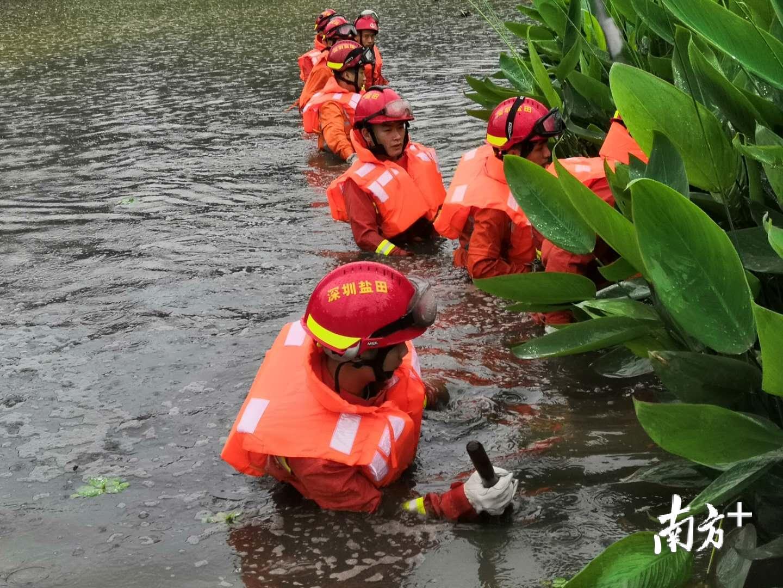 深圳暴雨引发洪水致多人遇难,最后1名失联人员确认死亡