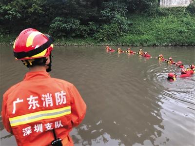 深圳暴雨致11名施工人员遇难