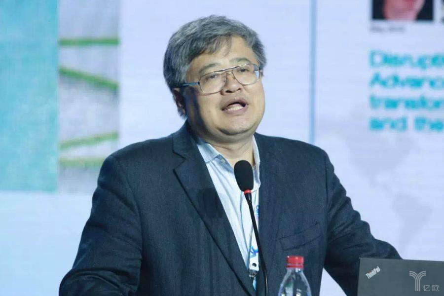 中国自动化学会副理事长于海斌:机器人是未来