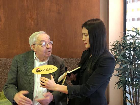 对话哈里-爱德生:中国正走在对的方向 可以超过美国