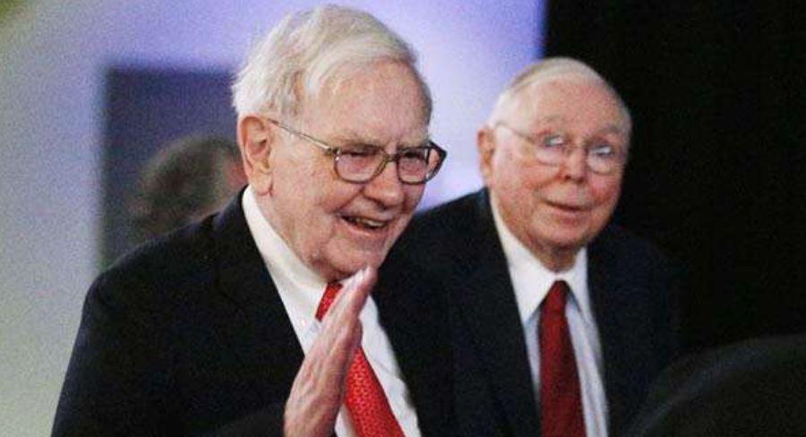 巴菲特:中国股市潜力巨头,中国是大市场