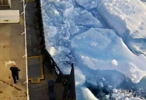 加拿大在北极事务上表达对华合作意愿,引起加媒关注。(加拿大《环球邮报》网站)