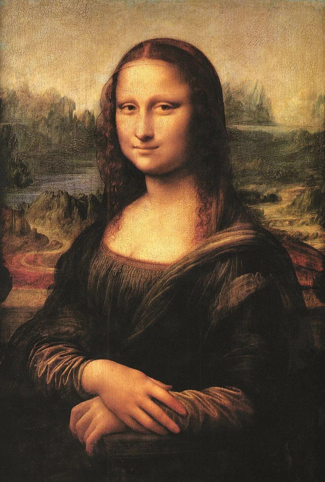 在解密《蒙娜丽莎》的微笑前,我们不妨先八卦一下蒙娜丽莎到底有没有眉毛?