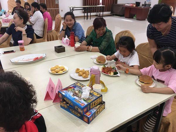 中经国富开封:美食DIY 体验亲子互动好时光