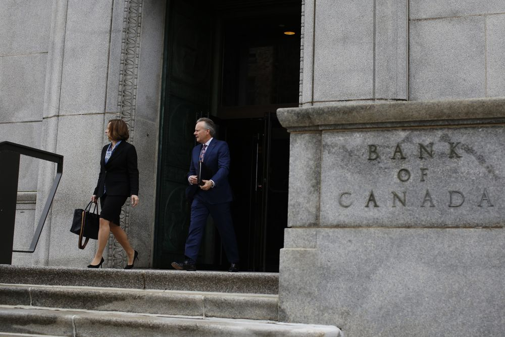 加拿大央行维持利率不变,并称目前利率提供的宽松程度依然合适