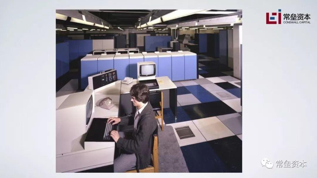 激荡中国银行业信息科技四十年 | 深度