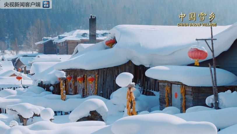 冰雕雪砌的寒冬奇观