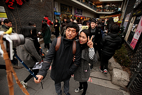 调查显示:韩国年轻人普遍认为须立业但未必成家