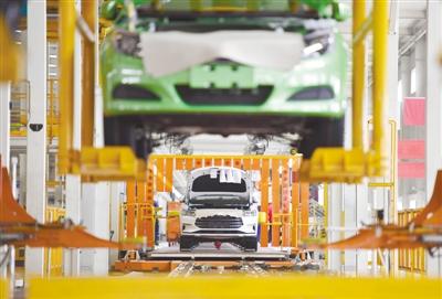 5月我国新能源汽车产销保持稳步增长