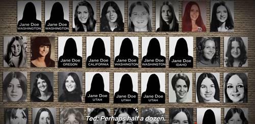 短短一年时间,邦迪在。5个州戕害20多名年轻女性,手法一次比一次恶残,一次比一次异国人。性,异国丝毫恐惧内疚懊丧。