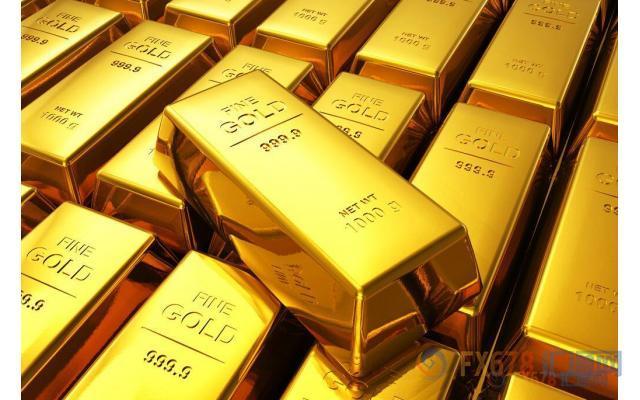 黄金交易提醒:黄金看涨不止!美联储大幅降息概率升温金价再刷六年高位