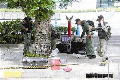 泰国曼谷多处发生小型爆炸