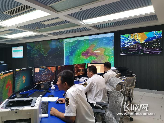 防抗台风 海事助力港口生产全面恢复
