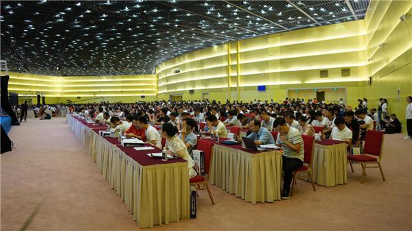 麦乐板栗鸭出席《第七届中国创业者大会》,麦乐云盒成为会场亮点