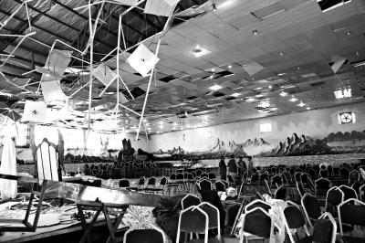 喀布尔婚礼现场    遭自杀爆炸袭击