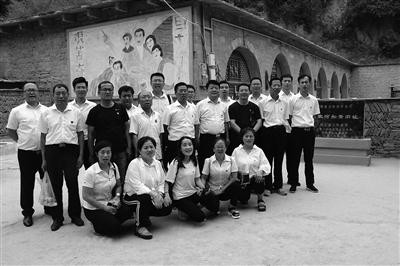 陕西正大技师学院组织党员赴延安