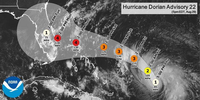 """上个月,飓风""""巴里""""迫使海上石油公司关闭了多达74%的产能,推高了美国原油价格,之后在路易斯安那州减弱为热带风暴。"""