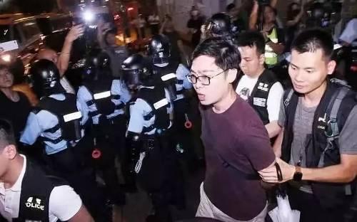 香港事件最新进展:多名乱港分子被捕,名单更新中