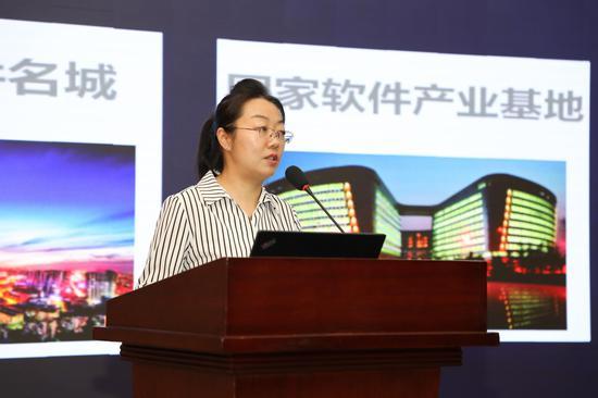 王冲:济南力争到2022年信息技术产业收入超5000亿