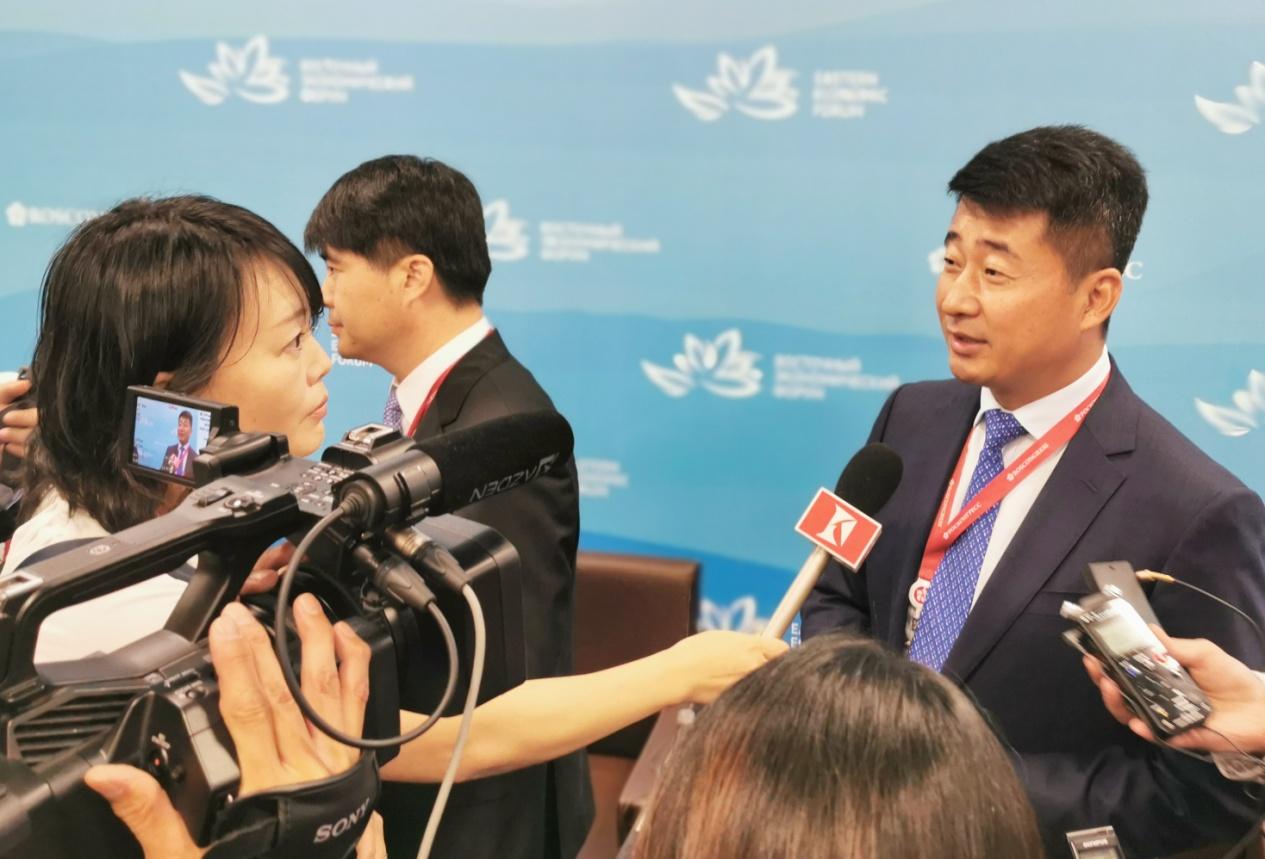 蒙牛答俄副总理邀请出席东方经济论坛获各方关注点赞