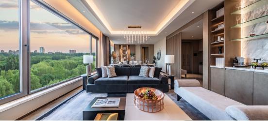 新加坡国际建筑环境周落幕,北京中国府何以获赞誉?
