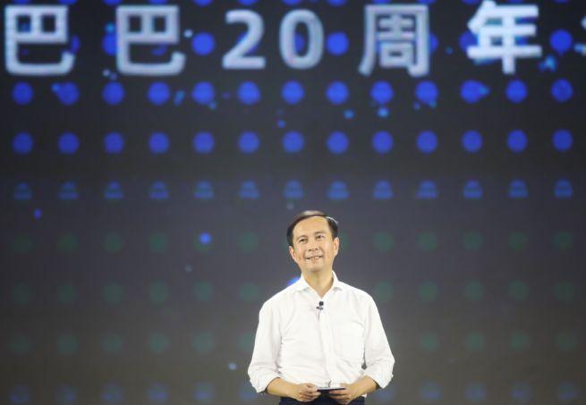 张勇:本财年平台消费规模达到1万亿美元没悬念 | 砺石人物