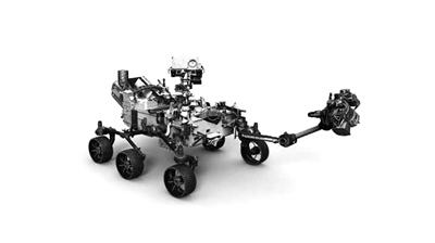 美国下一代火星车 完成首次旋转测试
