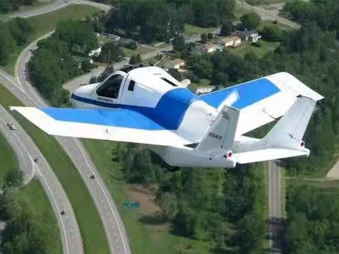 吉利飞行汽车尺寸曝光 车长达7米年产100架