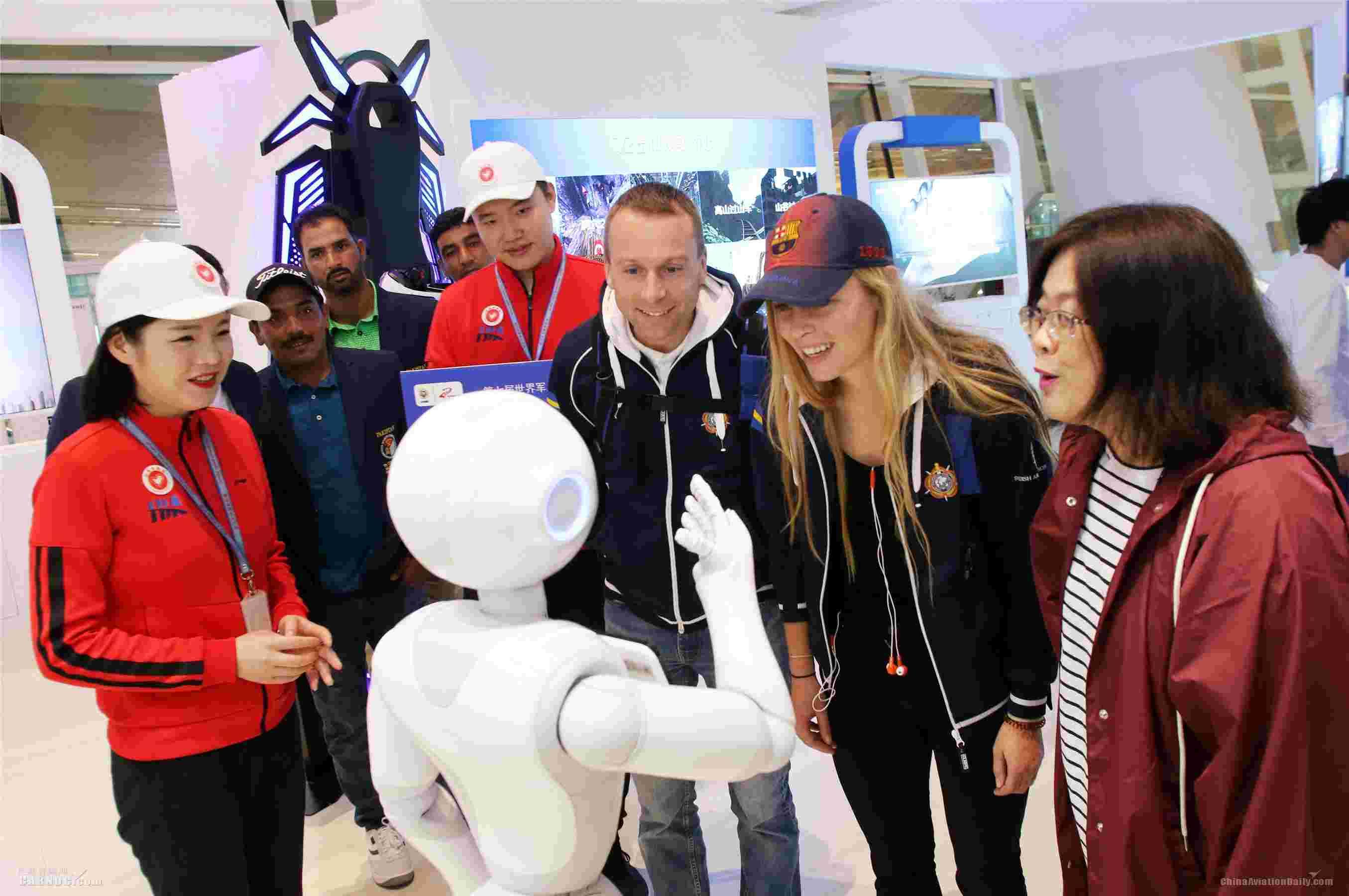 武汉天河机场打造华中首个5G全覆盖机场