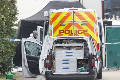 针对英国货车惨案,中国外交部作出最新回应
