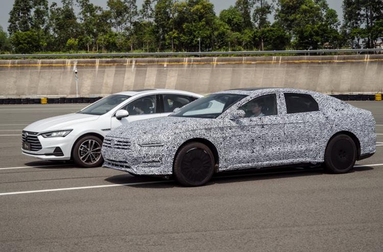 比亞迪漢最新消息 定位于中大型轎車 只推純電和混動版本