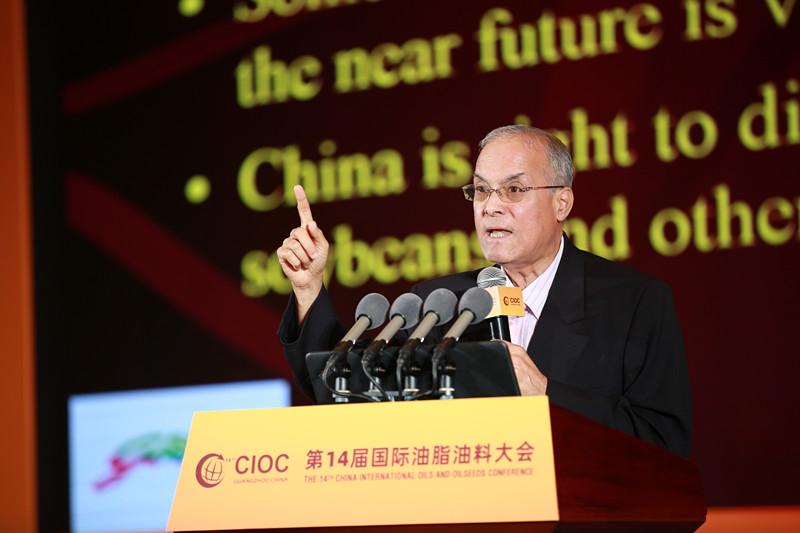 多阮伯・米斯特里:未来棕榈油价格将由中国的交易所决定