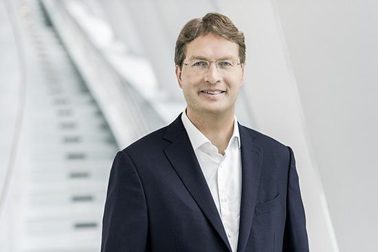 戴姆勒股份公司董事会主席、梅赛德斯-奔驰汽车集团全球总裁康林松