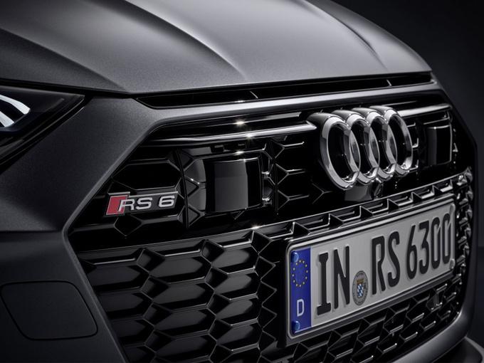 奥迪全新RS6 Avant售价!搭4.0T引擎/油耗大降