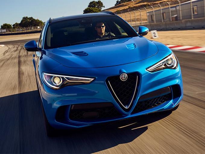 阿爾法·羅密歐新Stelvio曝光 提供多種動力車型