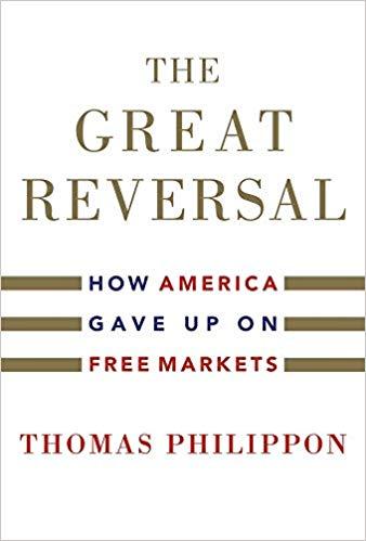 英国《金融时报》:为何美国经济变得缺乏竞争