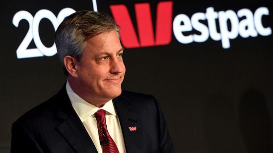 澳大利亚西太平洋银行CEO在洗钱丑闻中被迫辞职